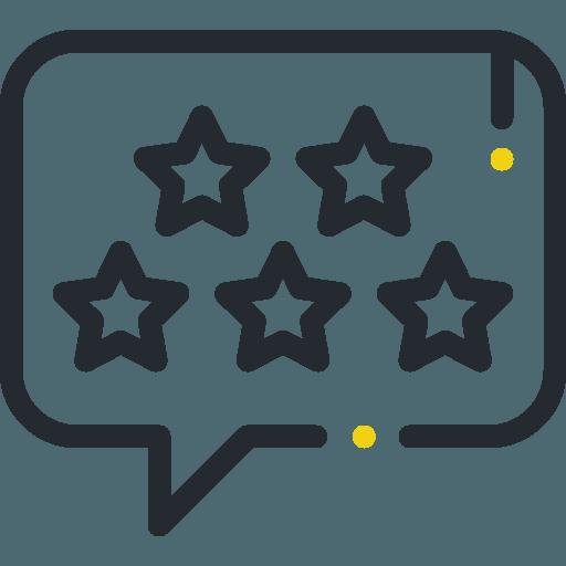 feedback ikon