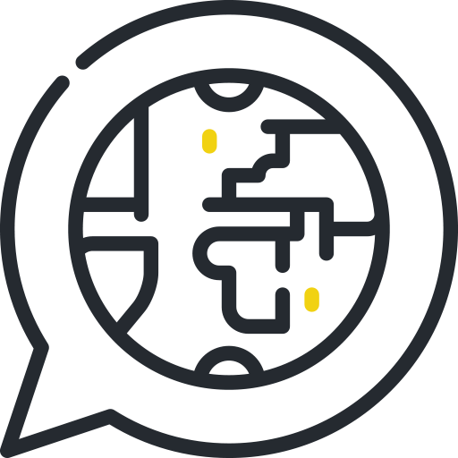 Sprog ikon